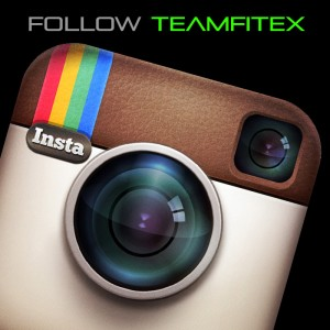 Follow TEAMFITEX on Instagram